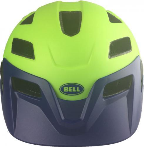 Bell Sidetrack Mips Ljus Grön/blå