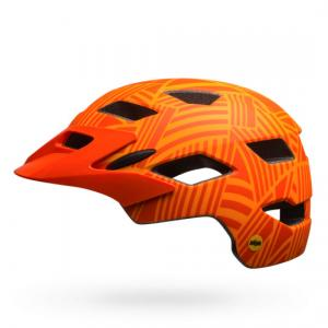 Bell Sidetrack Mips Matte Tang/Orange Seeker