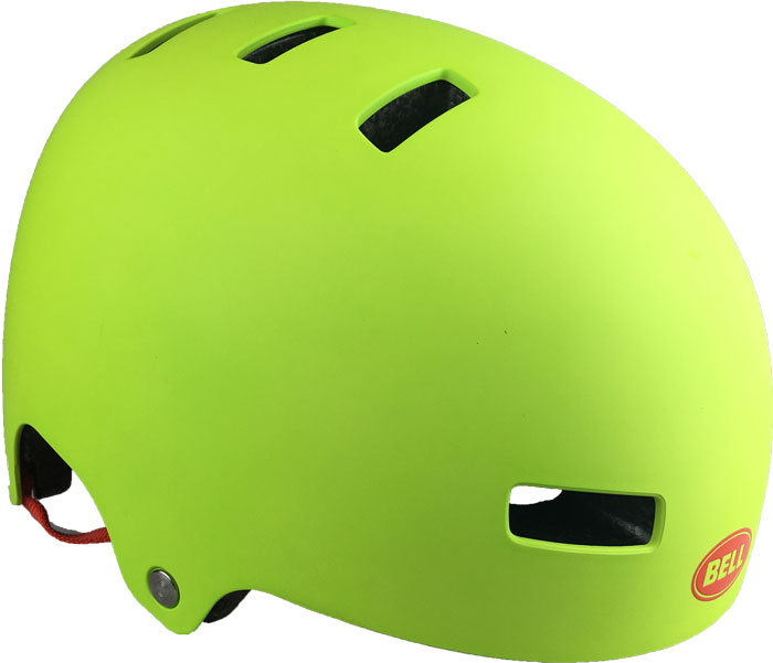 Bell Span Bright Green