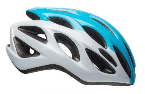 Bell Tempo Mips Matt Bright blue/Rasperry/White 50-57 cm