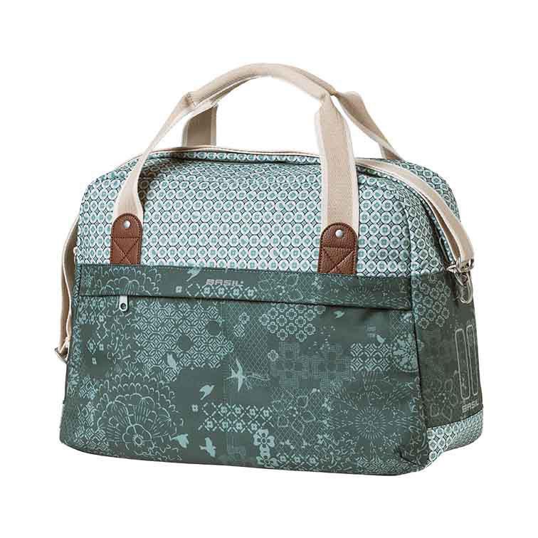 Basil Bohéme Carry All Bag Grön