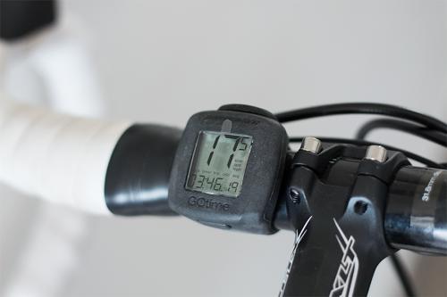 Bontrager GOtime cykeldator