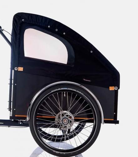 Kapell Bugatti Christiania bike Light