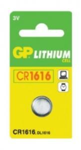 GP Lithium  CR1616