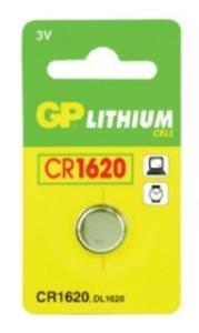 GP Lithium  CR1620