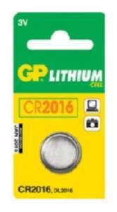GP Lithium CR2016