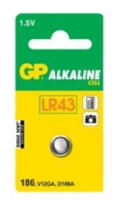 GP Lithium  LR43