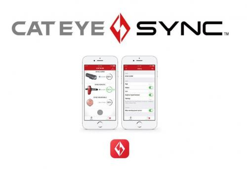 Cateye Baklampa Sync Kinetic