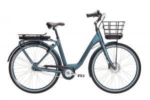 Crescent Elcykel Elina 7 växlar Petrol