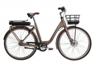 Crescent Elcykel Elina 7 växlar Brun
