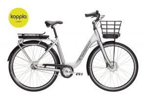 Crescent Elcykel Elina 7 växlar Silver