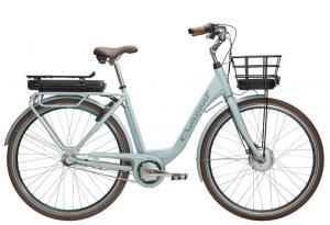 Crescent Elcykel Elina 7 växlar Ljusblå