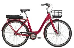 Crescent Elcykel Ella 3 växlar Röd