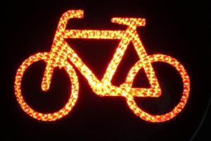 cykellampor