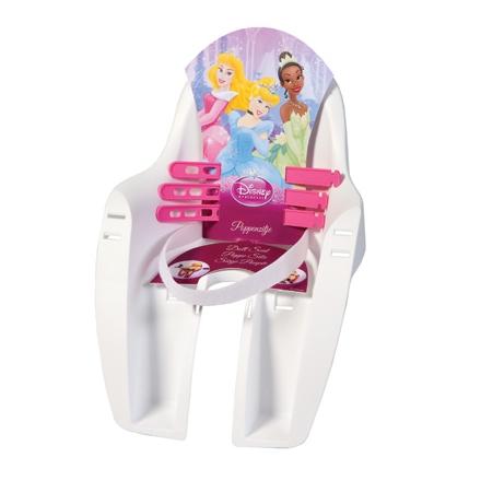 Docksits till barncykel Prinsessa Vit