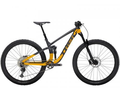 Trek Fuel EX 5 Lithium Grey/Marigold
