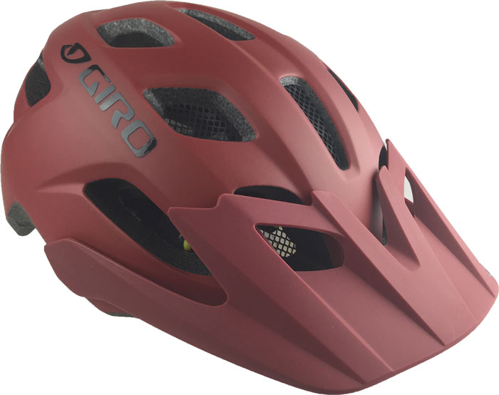 Giro Tremor Mips Mat Dark Red 50-57 cm