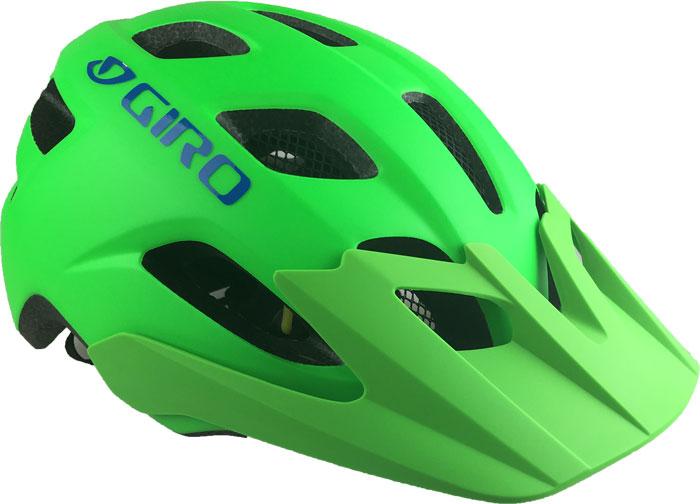 Giro Tremor Mips Bright Green 50-57 cm