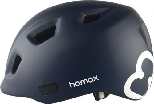 Hamax Thundercap barnhjälm Navy blå/vit - Ej i originalkartong