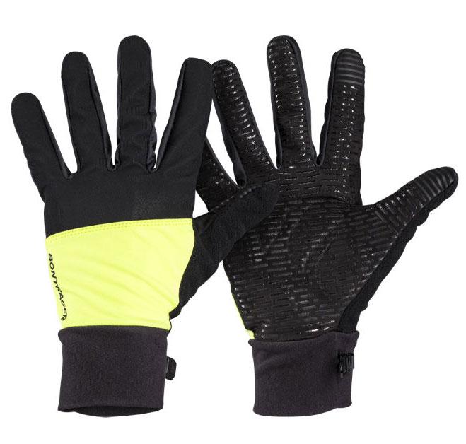 Handske Bontrager Circuit Wind Radioactive Yellow