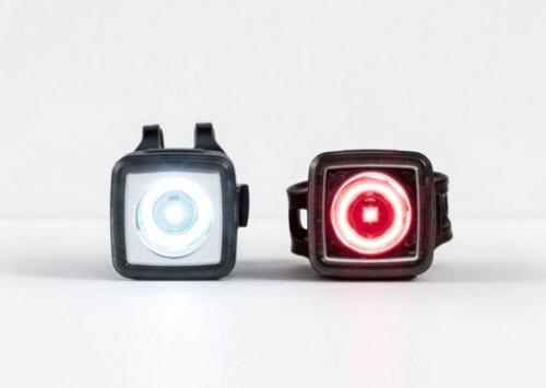 Bontrager Ion 100 R/Flare R City lampset