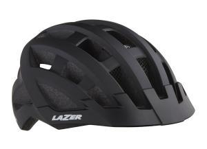 Lazer hjälm Comp DLX MIPS matt svart 54-61cm