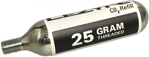 Lezyne Kolsyrepatron CO2 25gram