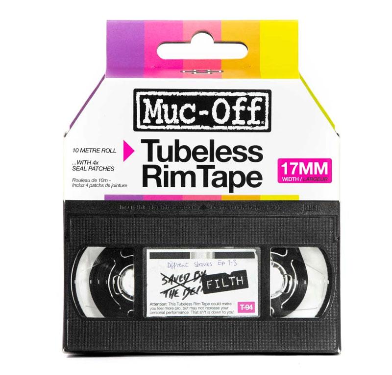 Muc-Off Rim Tape 17 mm