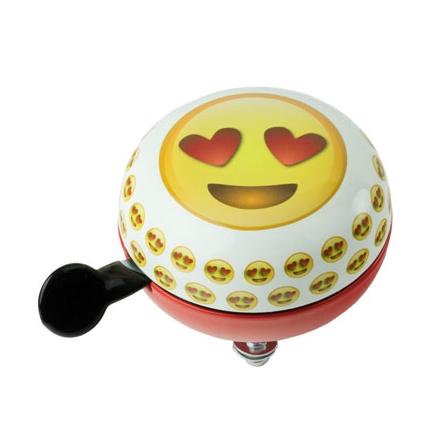 Ringklocka Emoji Heart Eyes