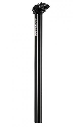 Sadelstolpe Bontrager Comp 8 mm offset 27,2 x 330 mm Svart