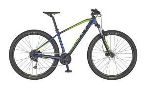 Scott Aspect 750 Mörkblå/Grön