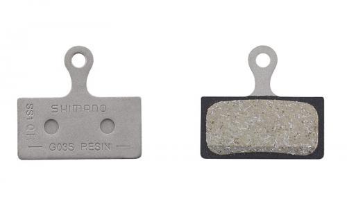 Shimano Skivbromsbelägg G03S resin BR-M9000/9020/8000