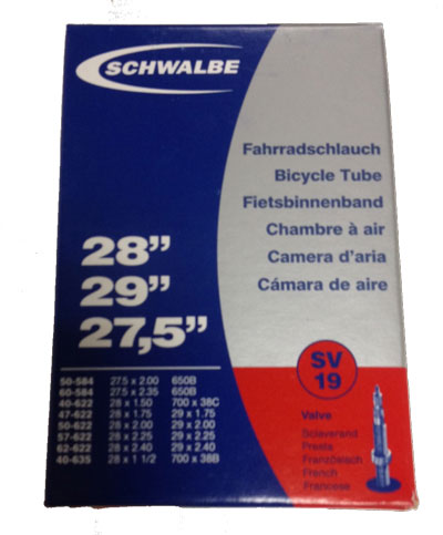 "Schwalbe 27,5""/29"" slang SV19"