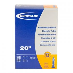 "Schwalbe 20"" slang DV7A 28/37-438/451 Blixtventil"