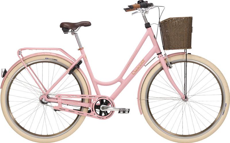 Bra Crescent Toste Rosa - Köp hos cykelaffaren.se HT-73