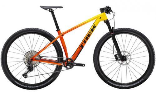 Trek Procaliber 9.6 Yellow to Orange Fade