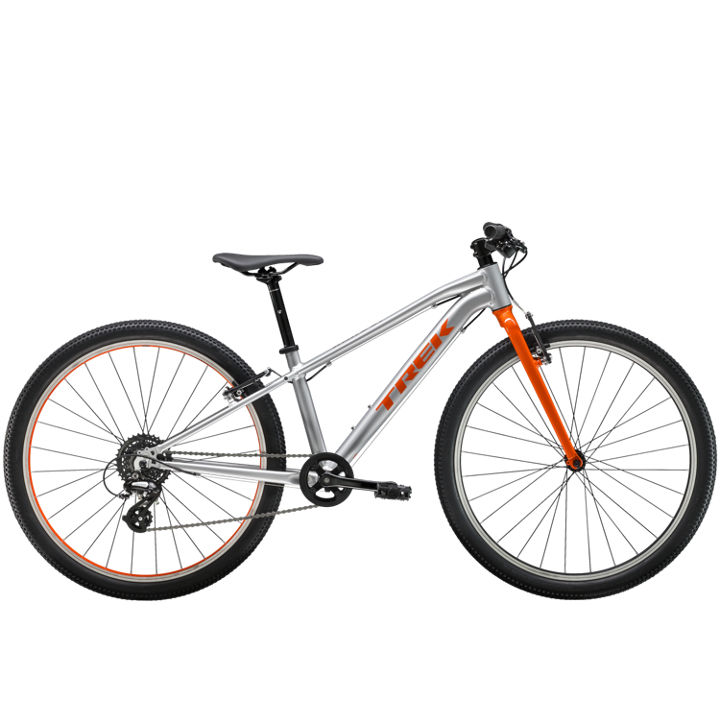 Trek Wahoo 26 Silver/Orange