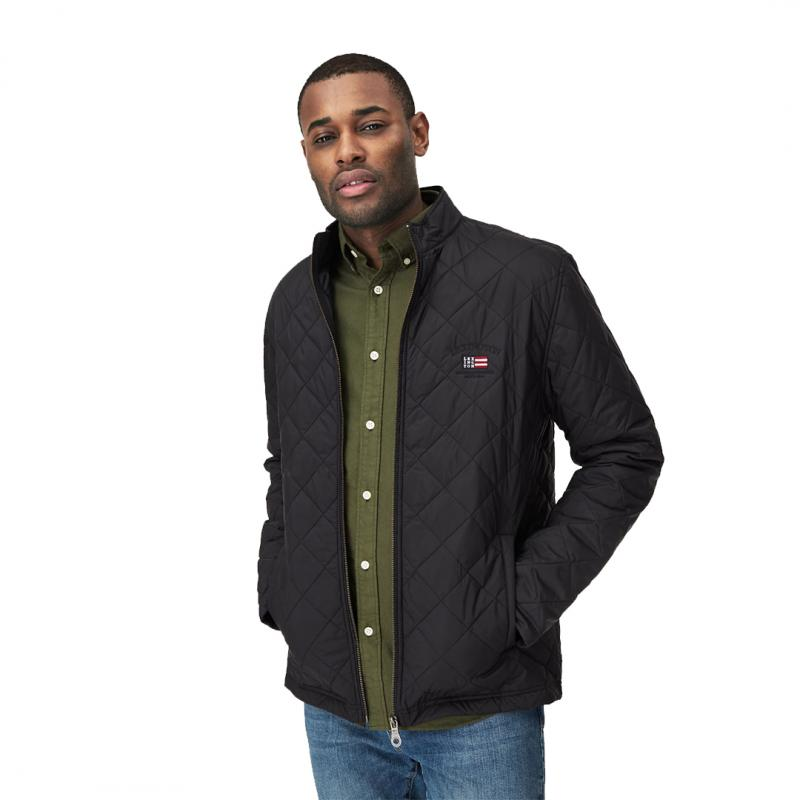Hector Quilted Jacket