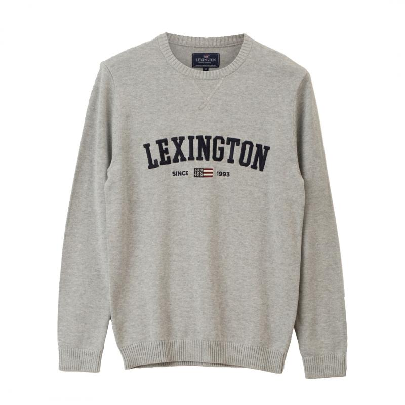 Nelson Knitted Sweatshirt