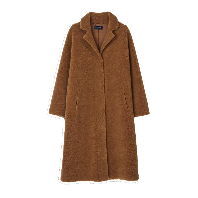Judith Wool Blend Coat