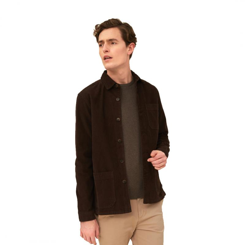 Robert Cord Overshirt