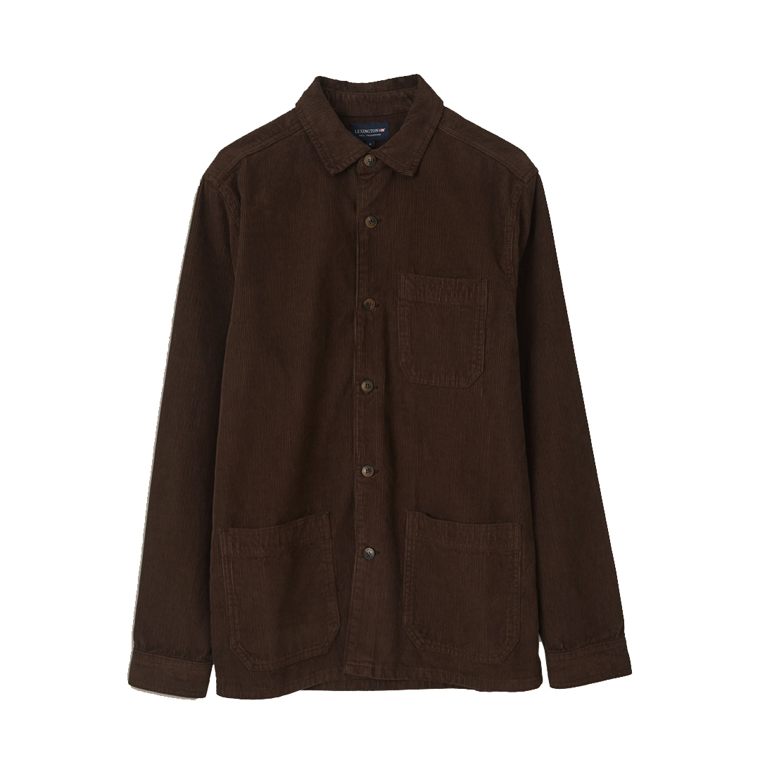 Robert Cord Overshirt