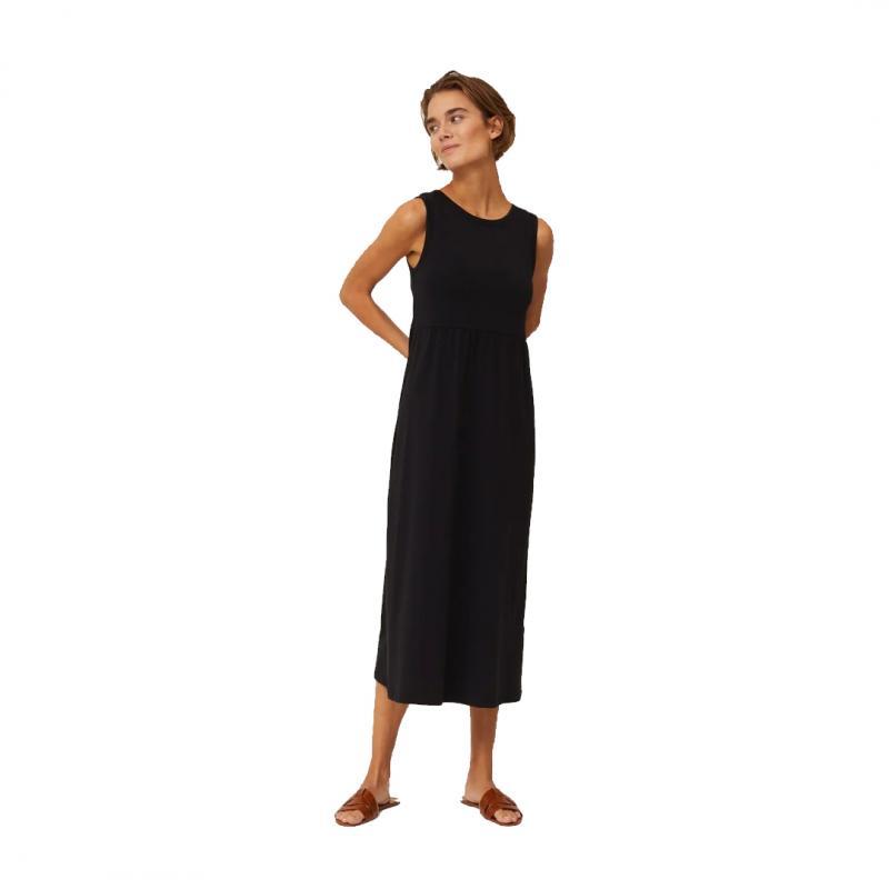 Nadia Jersey Long Dress