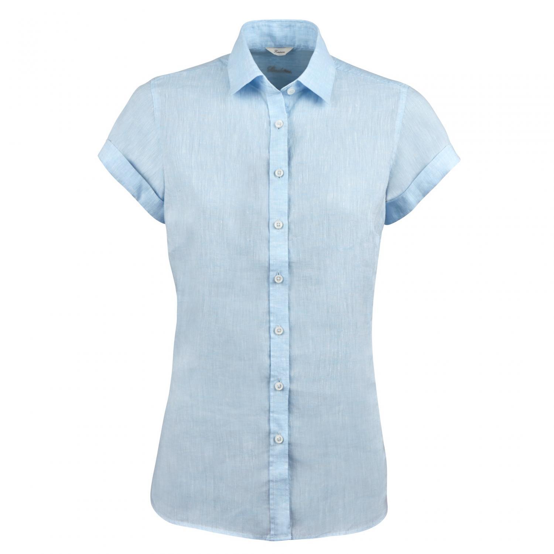Feminine Blouse Short Sleeve