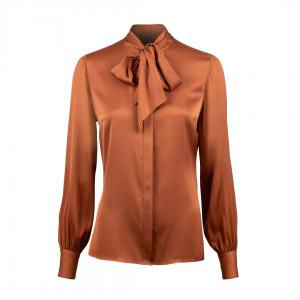 Feminine Blouse Neck Bow