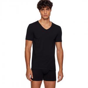 2P T-Shirt V-Neck Slim Fit