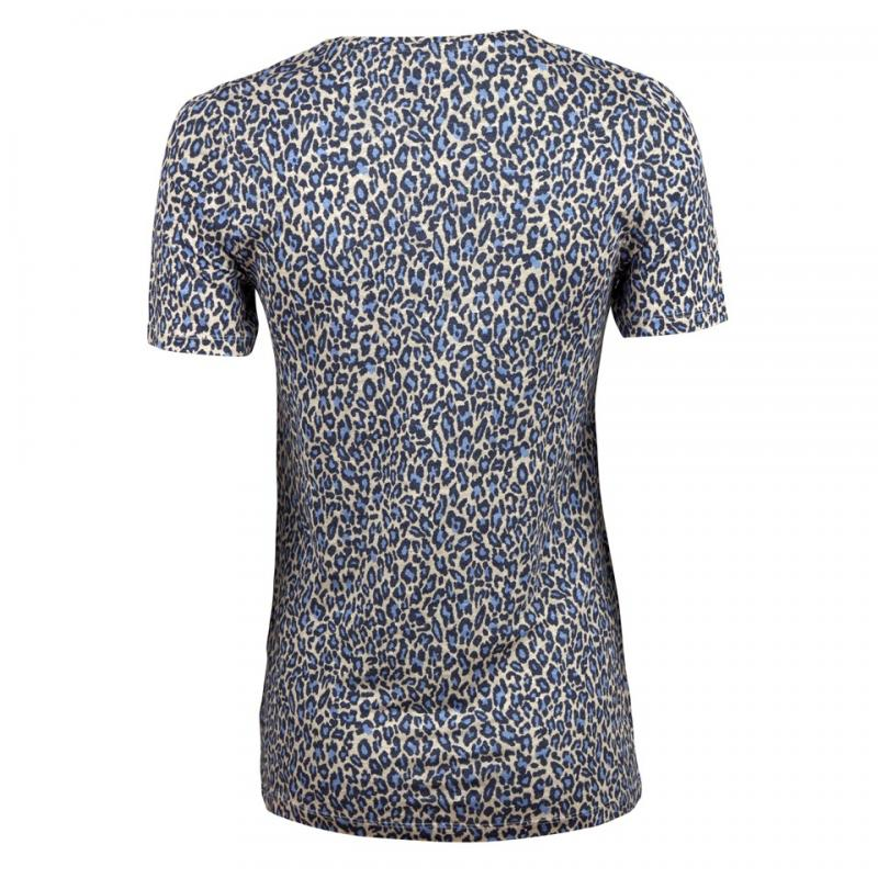 Jersey Patterned T-shirt