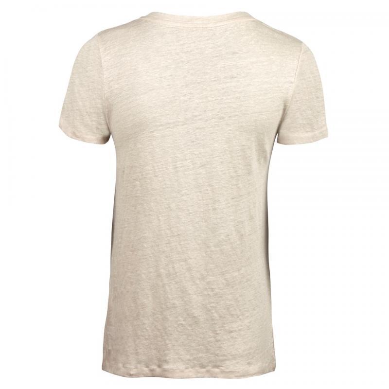 Jersey Linen T-shirt