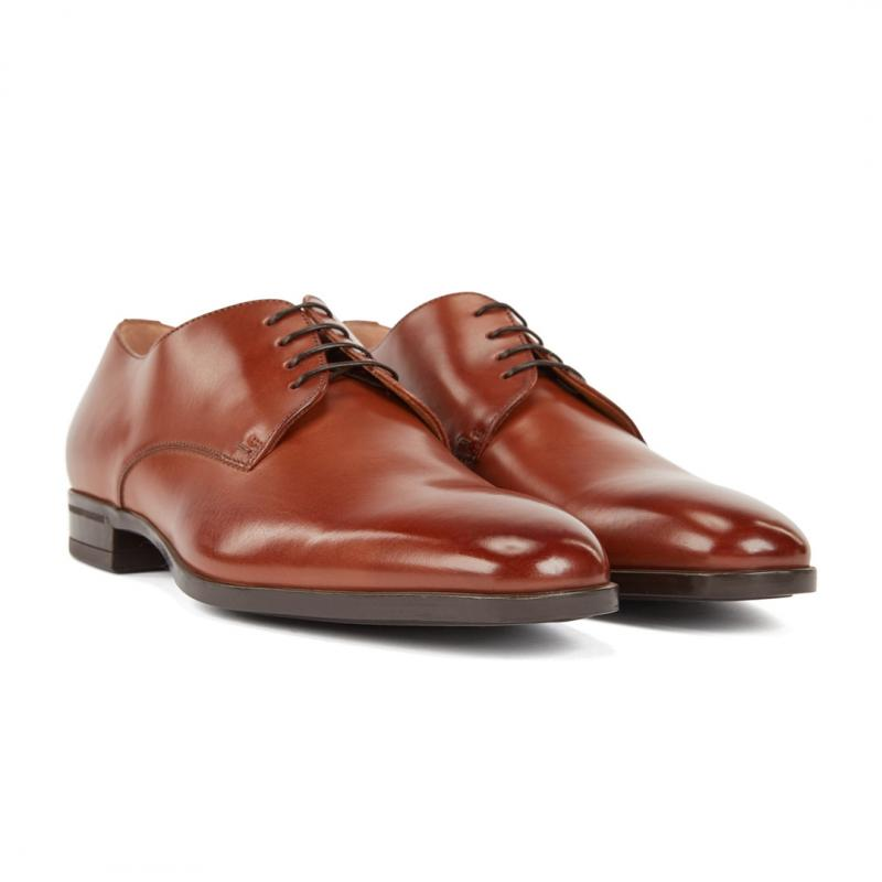 Kensington Derb Leather Shoes