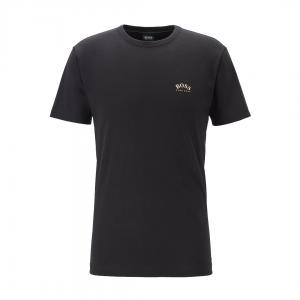 Tee Curved Logo Gold